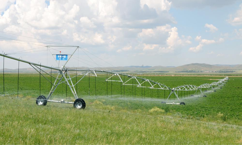 Center Pivot and Lateral Move Systems Irrigation