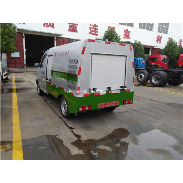 high pressure watering cleaning street clean truck for sale