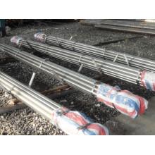 OD25.4mm froid rolld 42CrMo alliage des tuyaux en acier sans soudure