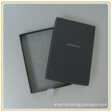 Gray board box