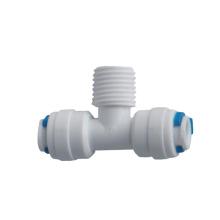 Raccord rapide pour filtre à eau