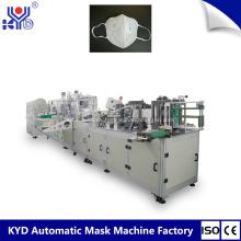 Máquina de la máscara del polvo con la válvula para la industria