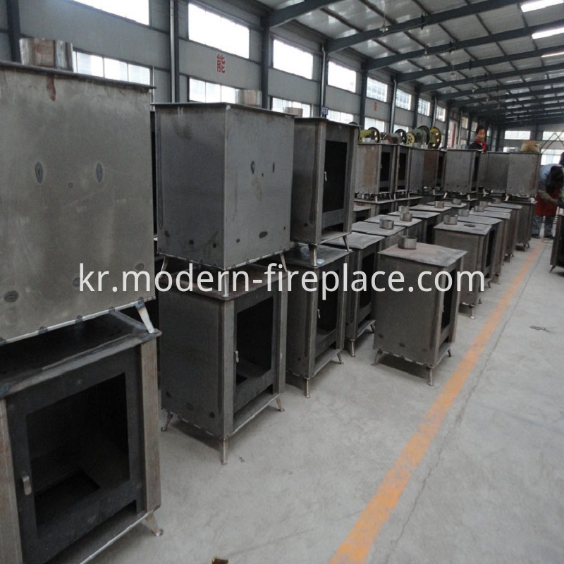 Wood Stoves Furnaces Production