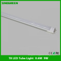 Ce RoHS T8 LED Tube Light (0.6M- 9W)