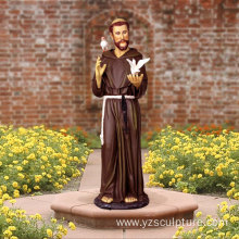 Fiberglass Jesus Statue For Outdoor Decoration