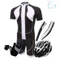 100% Polyester Man′s Knit Cycling Jersey