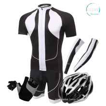 100% Polyester Man′s Cycling Jersey