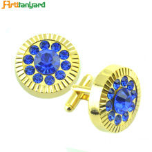 Cheap price for Red Cufflinks Elegant Metal Cufflink for beuty women supply to Russian Federation Exporter