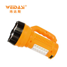 best price ABS plastic led hand charge torch light of Chinese manufacturers