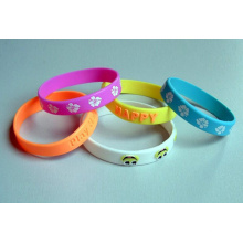 All Kinds of Custom Silicone Wristband