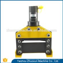 Durable en uso Herramientas hidráulicas Cable eléctrico de la barra de distribución flexible que hace la punzonadora del corte de doblez