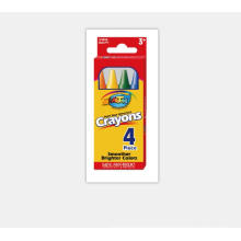 Top sale cheap price hot Art 4 Colours children pencil crayons