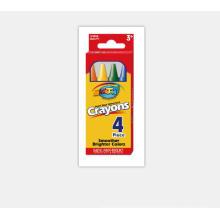 Top sale cheap price hot Art 4 Colours children pencil crayons