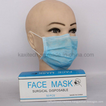 Disposable Earloop or Tie-on Nonwoven Face Mask
