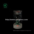 Glass Candle Cup for Home Decoration