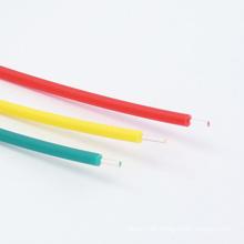 Cable de fibra óptica de PMMA colorido con iluminación final