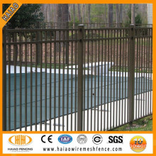 low price cheap/iron Steel Fence design alibaba China