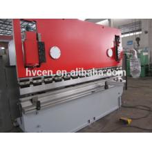 Machine à cintrer en métal feuille WC67Y-80T / 2500