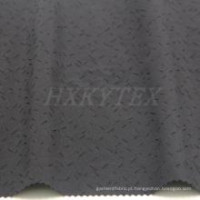 Dobby da forma do arroz de grão com tela de nylon do estiramento de 4 maneiras para o vestuário