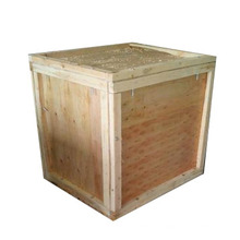 Wholesale price good quality custom wooden packing box for transport