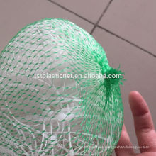 Red de plástico y malla de alambre de plástico reforzado y soporte de planta dura neta