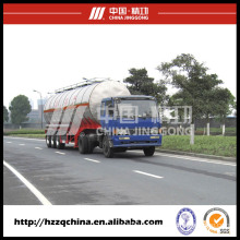 LPG Tank Trailer Steel, Tank Truck for Carrying Chemical Liquid