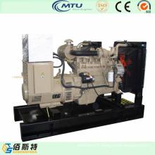 AC Three Phase 200kw Power Silent Generator Set with Diesel Engine