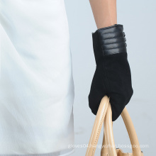 china ladies wholesale products hand leather gloves