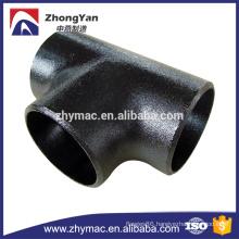 4 inch equal tee sch40 a234-wpb per asme b16.9