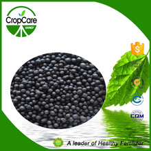 High Concentrated Black Granular Organic NPK 15-5-25 Fertilizer