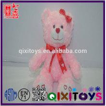 2017 boneca de pelúcia amor brinquedo barato ursos de pelúcia recheio plushies animais