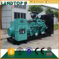 Super Silent 40KW-650KW Yuchai Engine Diesel Generator Set
