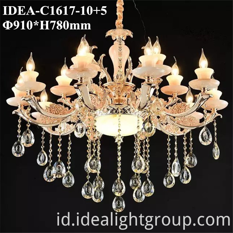 adjustable lamp chandelier