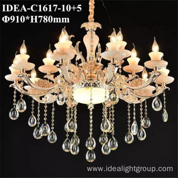 adjustable lamp chandelier candle decorative lamp