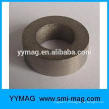 China fabricante ímã de terra rara / smco ímã anel para motor / gerador