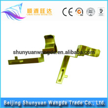 China manufacturer custom made brass stamping part and punching parts