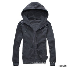 2014 Cheap High Quality Mens Custom Plain Fleece Man Hoody