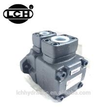 pompe à palettes hydraulique à faible bruit de haute qualité avec flang