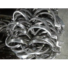 Stainless Steel Casting Tc Clamp