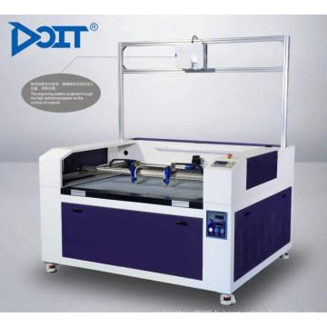 DT12090Flying chaussure vamp super intelligente projection laser machine de découpe