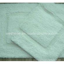 De lujo 100% algodón Tufted alfombra de baño de arte. Brug-10052