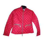 Ladies' Down Jacket, Quilted, 80% Down 20% FeatherNew