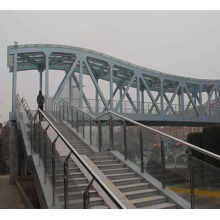 Pedestrian Steel Structure Overpass Bridge