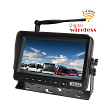 7 Inch Fpv Monitor with High Definition and Rearview Display