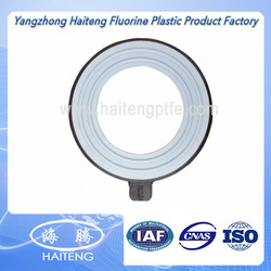 PTFE Gasket with EPDM Substrate Bonded
