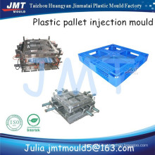 customized high precision well designed plastic pallet injection mould maker