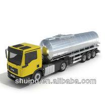 SHUIPO Tank Trailer Prodution Line / Tank Truck Production Line