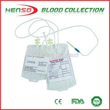 Sac Henso Double Blood Collection
