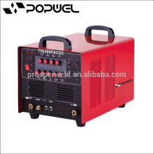 Inverter AA TIG200PACDC Square Wave Pulse tig welding machine for Aluminium