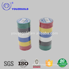 Strong adhesive fabric colored duct tape
